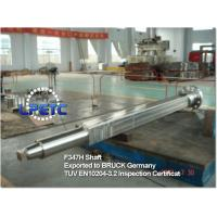 AISI API ISO ASTM NACE Heavy Steel Forgings Forged Shaft For Oceaneering