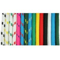Wholesale 9.525mm Nylon double braid dock line yacht rope code from China factory from china suppliers