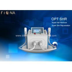 China Beijing Fiona Tuv ce iso13485 medical laser shr ssr ipl laser hair removal for sale