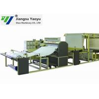 High Efficient Ultrasonic Embossing Machine 24 Hours Continuous Working Time
