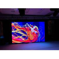 Wholesale Ultra Thin P3.91 SMD Indoor LED Stage Screen Rental 500*1000mm Ture Color from china suppliers