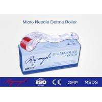 Wholesale Facial Anti - Aging Therapy Micro Needle Derma Roller 540 Dermaroller from china suppliers