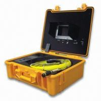 Wholesale Pipe Inspection Camera with 7-inch TFT Display Monitor from china suppliers