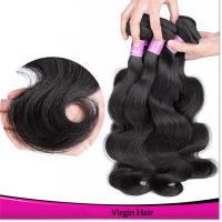 Quality Cheap Human Hair Bundles Brazilian Human Hair Wet and Wavy Hair Weave for sale