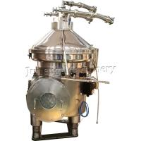 Quality Three Phase Stainless Steel 304 Disc Oil Separator / Oil And Soap Separator for sale