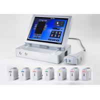 4Mhz Cartidges Frequency Hifu Body Slimming Machine Non Invasive With 3D Technology for sale