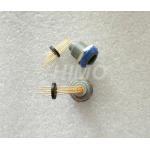 China Self-locking Lemo Redel  4pin right angle PCB pin female receptacle Medical Plastic Circular Connectors for sale