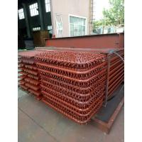 Wholesale Gas Fired Steam Boiler Water Wall Panels Welded Tubes Corrosion Resistant from china suppliers