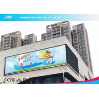 Wholesale Large IP65 LED Advertising Display / Full Color LED Billboard Display from china suppliers
