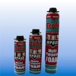 Wholesale pu (polyurethane) foam adhesive/sealant tube/gun type manufacturer/factory 750ml/500ml from china suppliers