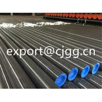 Best STK500 Black Carbon Steel Pipe Tube JIS G3444 for Construction wholesale
