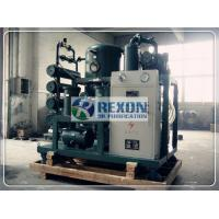 High Voltage Dielectric Transformer Oil Purifying System With Big Model Roots Vacuum Pump