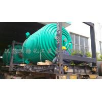 Wholesale Customized 10000L Half Pipe Jacketed Vessel for pharmaceutical industry from china suppliers