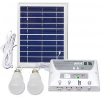 China Multifunction Solar energy power home lighting system for sale