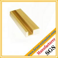 Wholesale Extruded copper extrusion sections from china suppliers