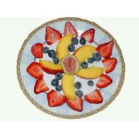 Wholesale stainless steel fruit plate L828 from china suppliers