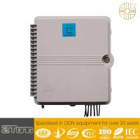 Wholesale Straight  Through Fiber Optic Distribution Box With Adapter / Splitter / Pigtail from china suppliers