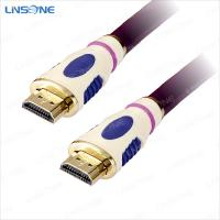 Wholesale Linsone Dual color Gold plated hdmi cable V1.4 from china suppliers