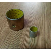 Wholesale Thin Wall Acetal Resin Liner Metal Polymer Self Lubricating Bushing from china suppliers