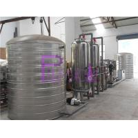 Wholesale SUS304 Water Treatment System , Automatic Drinking Water Purifying Systems from china suppliers