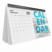 China 365 Day Folding Custom Photo Calendar Printing , Personalized Picture Calendar for sale