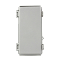 Wholesale Outdoor IP65 Watertight Enclosure With Hinged And Latching Lid from china suppliers