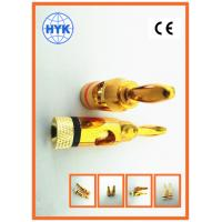 Wholesale Banana plug/banana jack power application and adaptor type 3.5mm banana connector for RC battery from china suppliers