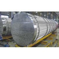 Buy cheap ASTM A213 Customized 321 Stainless Steel Seamless Tube For Heat Exchanger Projects,100% ET / HT/ UT from wholesalers