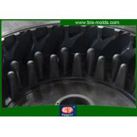 Buy cheap High Precision Two Piece Solid Tire Mold With Shock EDM CNC Technology from wholesalers