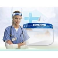 Wholesale Breathable Safety Dental Face Shield PET Material 32×22cm With Thick Sponge from china suppliers