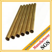 Wholesale brass round tube from china suppliers