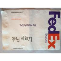 Wholesale Hard Back Envelopes Customized Logo With Dupont Tyvek Paper Material from china suppliers