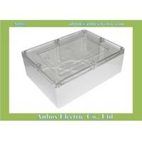 Wholesale 320*240*110mm Clear Plastic Enclosures For Electronics from china suppliers