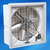 Wholesale big wall mounted handmade shell FRP exhaust fan from china suppliers