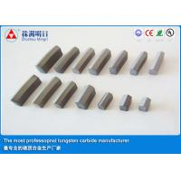 Ground Cemented Carbide Shield Cutter TipesFor Rock Drilling
