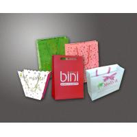 Fancy Paper Gift Bags Wholesale for sale