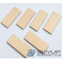Wholesale Block Neodymium magnets with coating everlube &Epoxy & Sn &  Passvited used in electronics ,with ISO/TS certification from china suppliers
