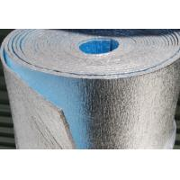 Wholesale High Quality Alu Foil White EPE Foam Adhesive Backed Foam Thermal Insulation from china suppliers