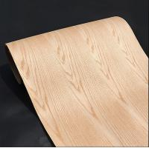 Wholesale Red Oak Kraft Paper Backed Veneer | Paper Backing Red Oak Wood Veneer Sheet from china suppliers