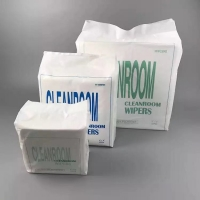 Wholesale Ultrasonic Wave Sealed Non Abrasive Class 1000 Cleanroom Wipes from china suppliers