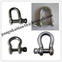 Wholesale Safety Pin Anchor&Chain Shackle,Heavy shackle& shackle&chain from china suppliers