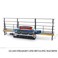 Wholesale Automatic Straight Line Glass Beveller Edge Cutting Grinding Polish Machine,Glass Straight Line Beveling Machine from china suppliers