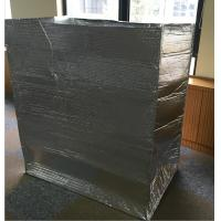 Wholesale Thermal effect insulating metallic foil bubble reusable pallet cover from china suppliers
