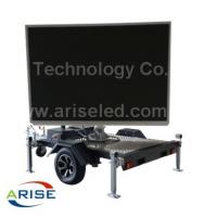 Wholesale Waterproof DIP346 Mobile Led Billboard Truck Mounted LED Screen RGB 16mm P5 P6 P8 P10 P12 from china suppliers