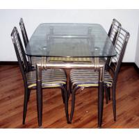 China Hot Bending Toughened Furniture Glass Tops Rectangular / Square For Coffee Table on sale