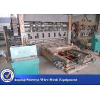 Wholesale Stainless Steel Expanded Metal Machine With Automatic Lubricating System from china suppliers