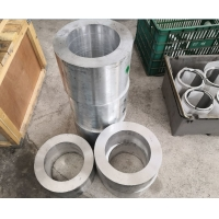 Wholesale Mechanical OD 2 Feet 7075 T652 Aluminum Forging Parts from china suppliers