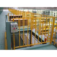 Wholesale 1000kg/M2 Load Capacity Mezzanine Warehouse System Power Coating Finish from china suppliers