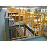 Buy cheap 1000kg/M2 Load Capacity Mezzanine Warehouse System Power Coating Finish from wholesalers