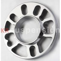 Forged Silver CNC Machining Car Wheel Spacers , Aluminum Wheel Adapters for sale